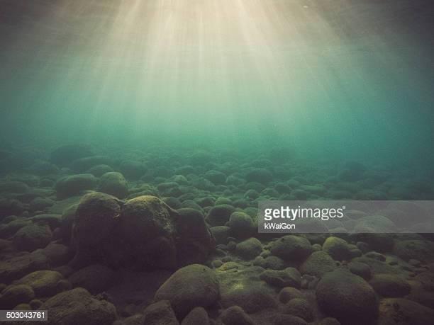Underwater Light Rays