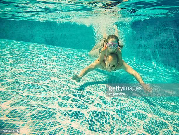 Underwater paseo de
