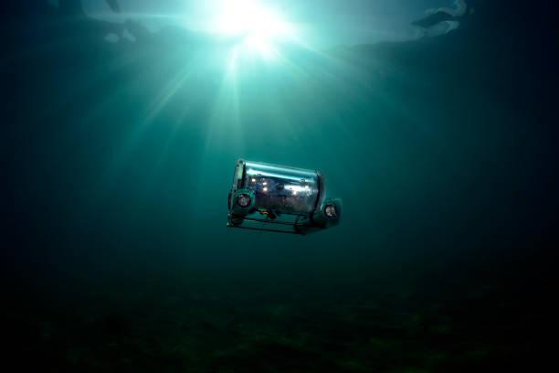 underwater rov picture