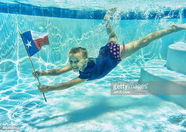 Underwater Texas Fun