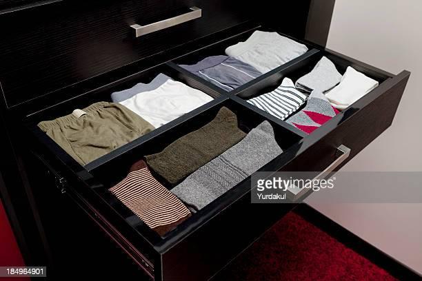 Unterwäsche Schublade