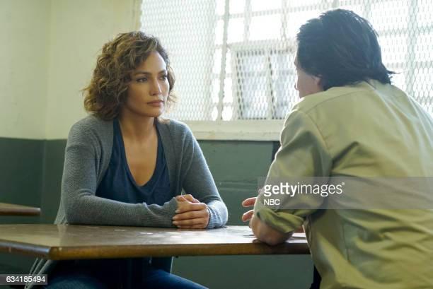 BLUE 'Undiscovered Country' Episode 107 Pictured Jennifer Lopez as Det Harlee Santos Antonio Jaramillo as Miguel Zepeda