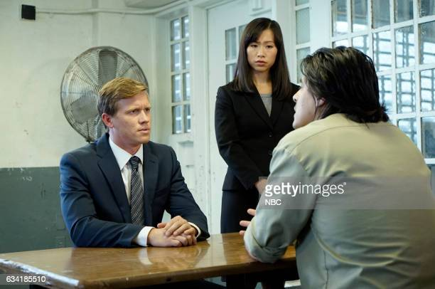 BLUE 'Undiscovered Country' Episode 107 Pictured Warren Kole as Robert Stahl Annie Chang as Molly Chen Antonio Jaramillo as Miguel Zepeda