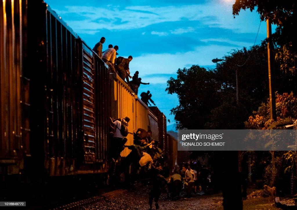 MEXICO-MIGRANTS-PROJECT-24HOURS : News Photo