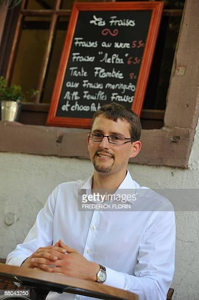 Une liste espéranto pour favoriser l'émergence d'une langue commune Fabien Tschudy top candidate on the Europe Démocratie Espéranto in the eastern...