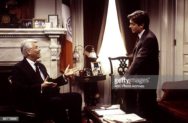 CITY Uneasy Rider Season Four 3/22/00 The Mayor's father died and Mike must help him deal with his feelings The episode was dedicated to Bostwick's...