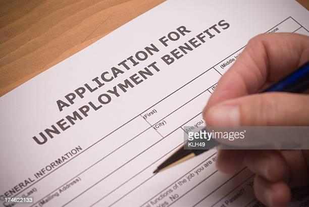 Le chômage Paperasserie