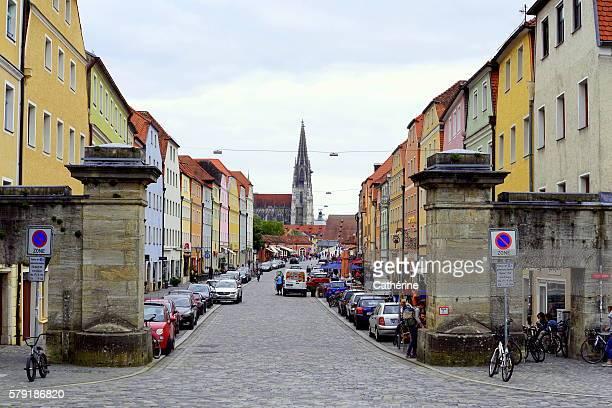 Unesco world heritage: Regensburg