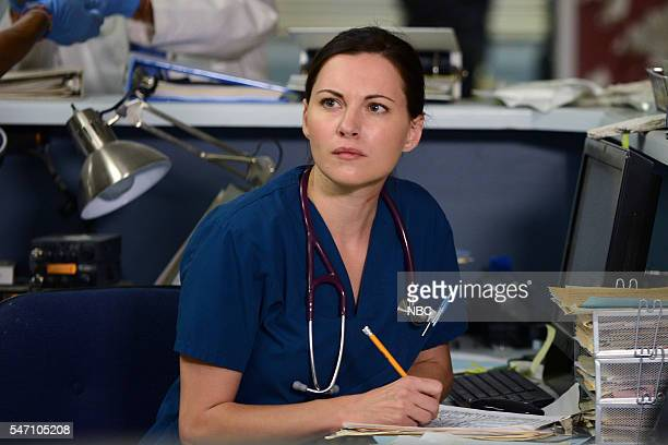 SHIFT 'Unexpected' Episode 309 Pictured Jill Flint as Dr Jordan Alexander