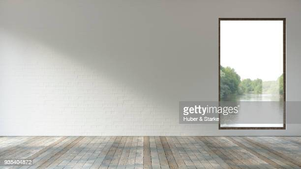 unfurnished room - empty room stock pictures, royalty-free photos & images