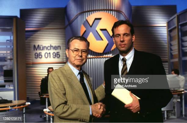 Ungelöst: 30 Jahre von 1967-1997, EDUARD ZIMMERMANN, BUTZ PETERS.