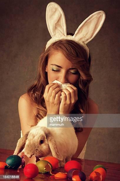 Unglücklich Ostern