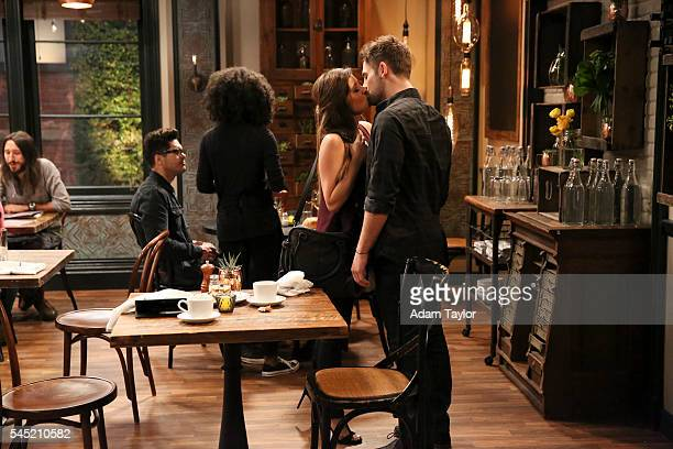 DADDY 'Unholy Matrimony' Relationships get confusing as Ben pretends to be with Bonnie Danny pretends to be with Elena and Riley pretends to be with...