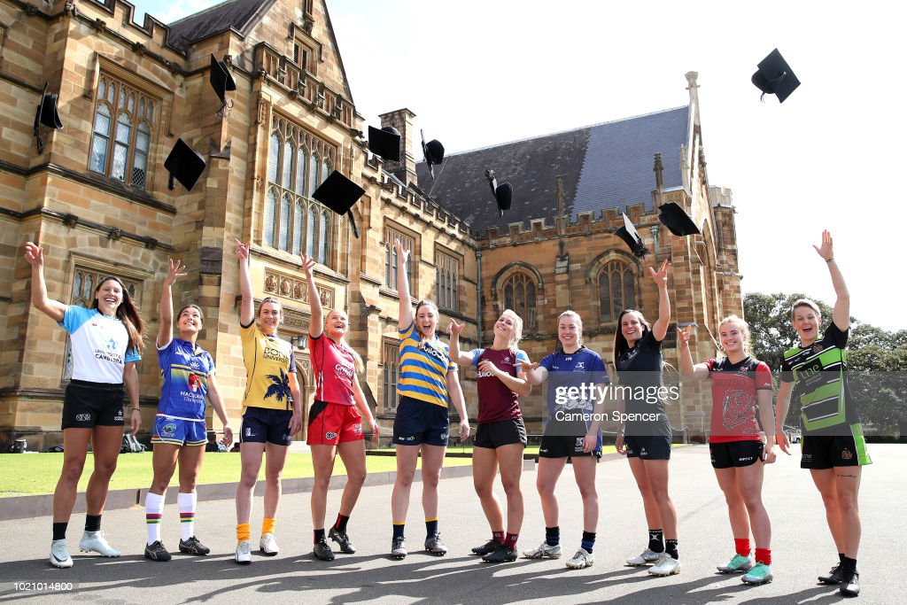 AON Women's University Sevens Launch