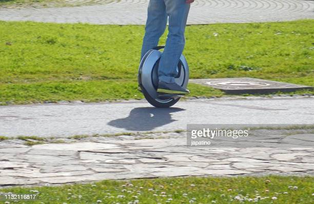 Unicycle for personal transport