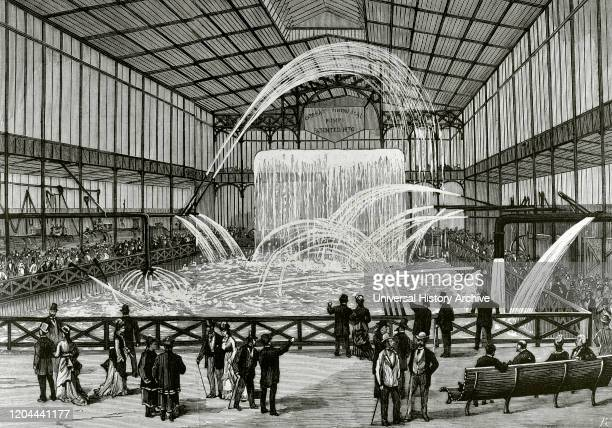 Unided States. Universal Exhibition at Philadelphia, 1876. Officially named the International Exhibition of Arts, Manufactures and Products of the...