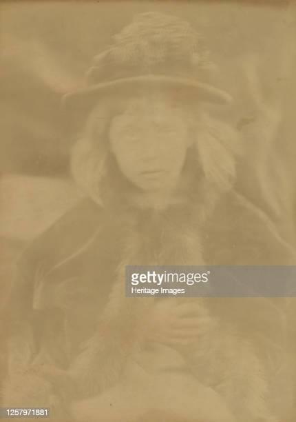 Unidentified Child 1873 Artist Julia Margaret Cameron