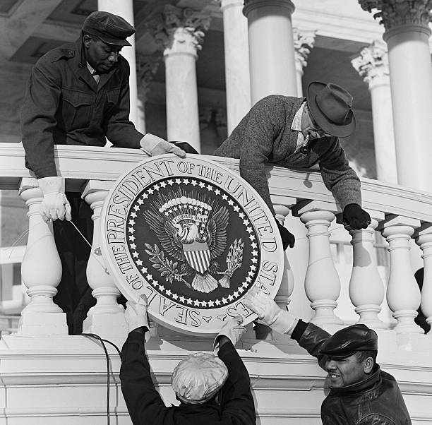 DC: From The Archives: The US Presidential Inauguration