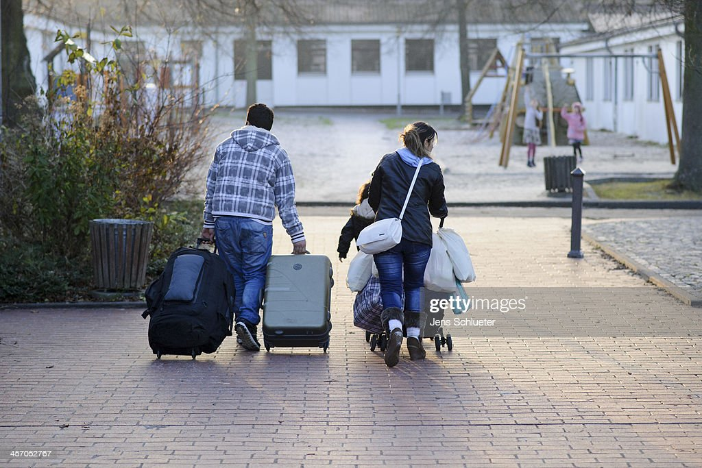 Syrian Refugees Find Refuge In Germany : News Photo