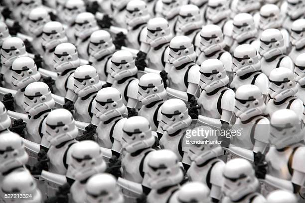 uniform - star wars stock pictures, royalty-free photos & images
