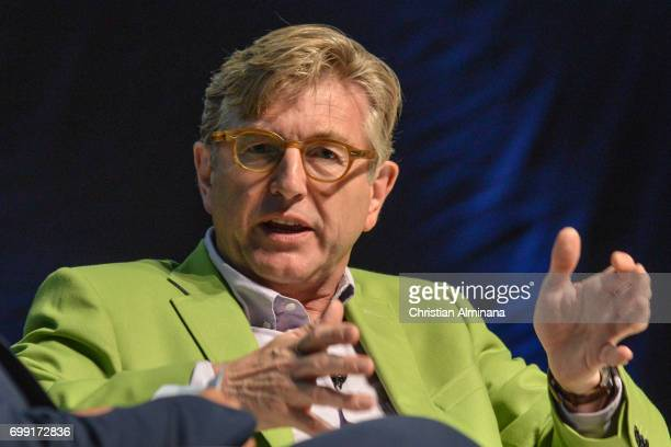 Unilever CMO Keith Weed attends the Cannes Lions Festival 2017 on June 21 2017 in Cannes France