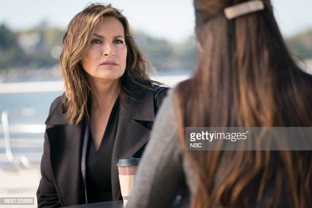UNIT 'Unintended Consequences' Episode 1906 Pictured Mariska Hargitay as Lieutenant Olivia Benson