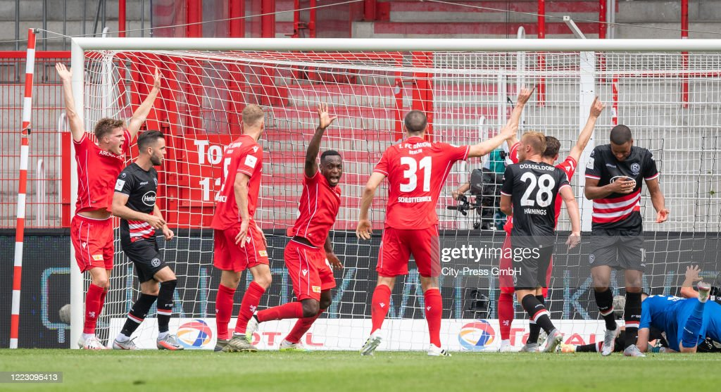 1. FC Union Berlin v Fortuna Duesseldorf - Bundesliga : News Photo