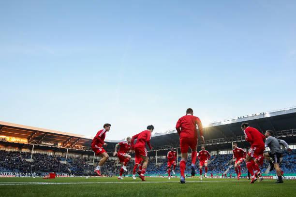 DEU: Waldhof Mannheim v 1. FC Union Berlin - DFB Cup: Second Round