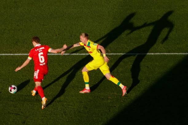 DEU: 1. FC Union Berlin v 1. FC Koeln - Bundesliga