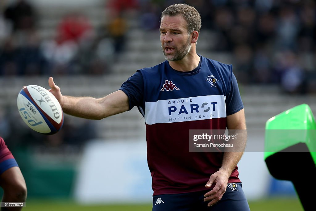 Union Bordeaux Begles Vs ASM Clermont Auvergne Rugby