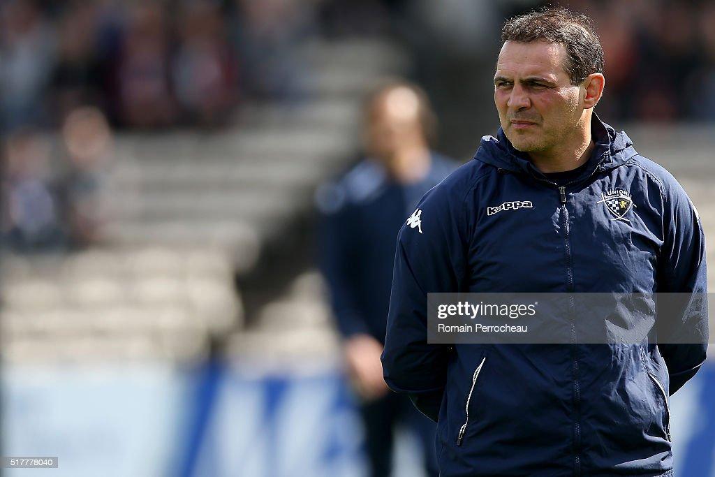 Union Bordeaux Begles Vs ASM Clermont Auvergne Rugby : News Photo