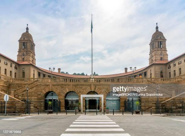 union buildings, pretoria, south africa - pretoria stock pictures, royalty-free photos & images
