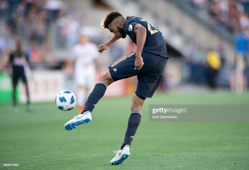 SOCCER: JUL 07 MLS - Atlanta United FC at Philadelphia Union : News Photo