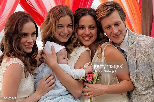 """Union"""" - Emotions run deep when Jack and Amanda's wedding reminds Emily of what could have been. Meanwhile, things for Daniel get complicated at..."""