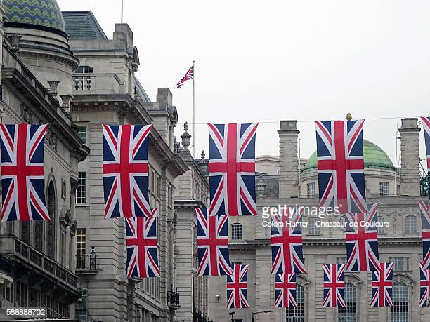 union flags - union jack stock photos and pictures