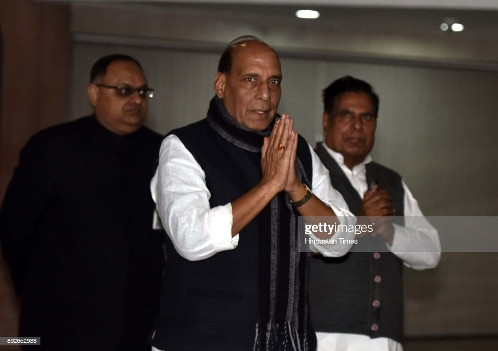 All-Party Meeting Ahead Of Winter Session