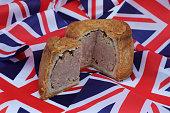 slice cut from whole british pork