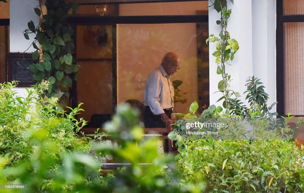Union Minister MJ Akbar Resigns Over #MeToo Allegations, Says Will Seek Justice : News Photo