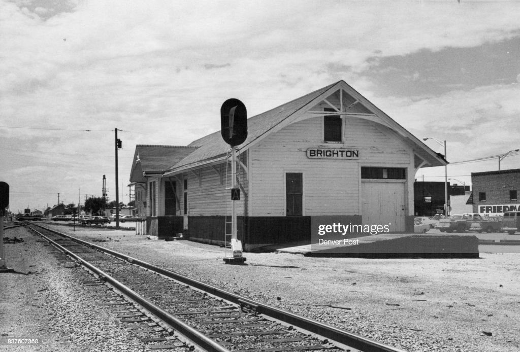 Union Pacific Railroad Depot Given To City Station Is A Symbol Of An