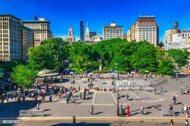 Union Square, New York