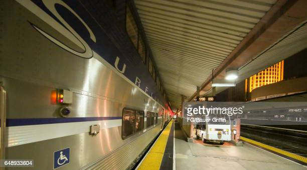 Union Station Downtown on March 04 2017 in Los Angeles California
