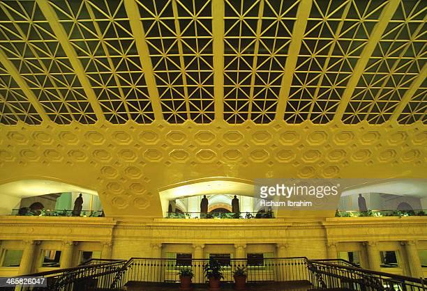 union station interior, washington dc, usa - ワシントンdc ユニオン駅 ストックフォトと画像