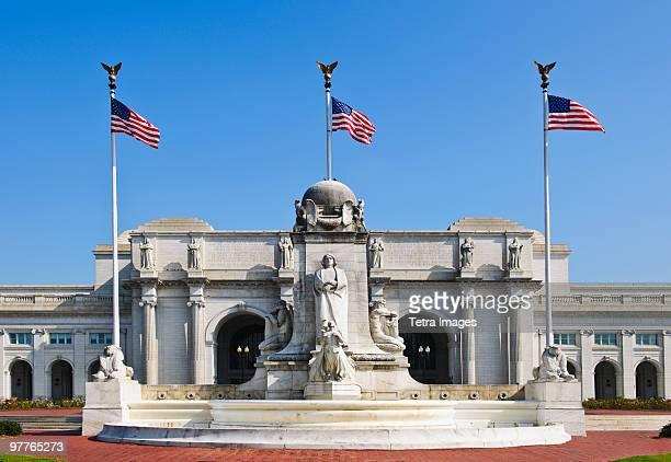 union station - ワシントンdc ユニオン駅 ストックフォトと画像