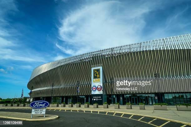 Photo of the NYCB Live / Nassau Veterans Memorial Coliseum on June 16, 2020.