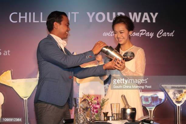 Unionpay VIP event Joe Villanueva and Jacqueline Wong Sumwing 12NOV15