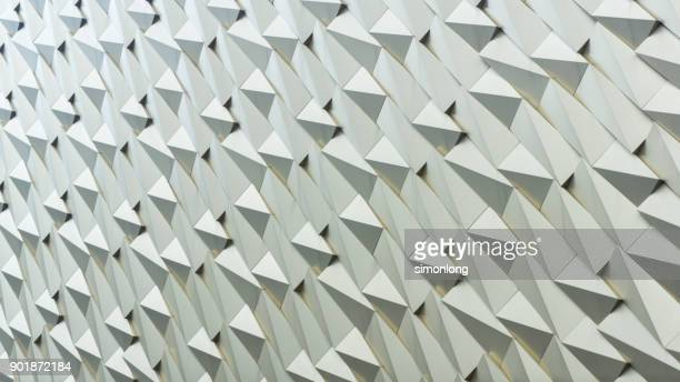 Unique texture of architecture