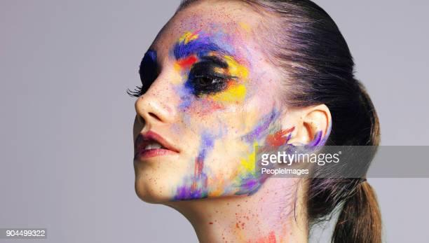 一意性は美しい - 人の肌 ストックフォトと画像