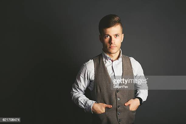 uniqueness - waistcoat stock photos and pictures