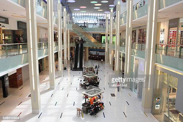 ARE United Arab Emirates Dubai Mall of Emirates/Dubai Less visitors
