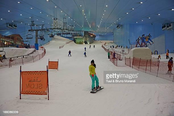 United Arab Emirates, Dubai, Mall, Ski Dubai
